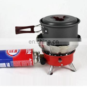 foldable camping mini gas stove