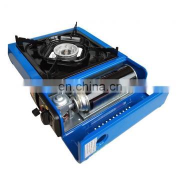 New CE CSA Portable gas stove / Butane Burner with 1 range and auto shut off - 8000 BTU