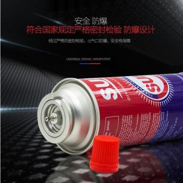 China professional manufacture MINNUO wholesale good quality low price empty butane gas canister with top grade