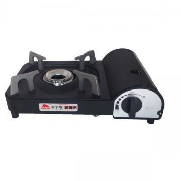 Salable single burner portable butane gas stove