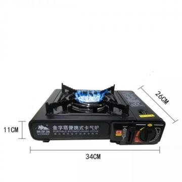 portable mini camping butane gas stove cooker for picnic