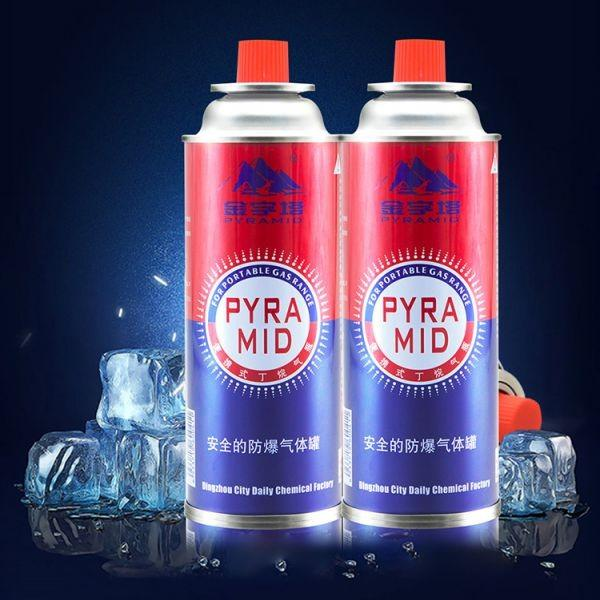 China famous brand MINNUO wholesale stainless butane can with Valve and Cap for Little hot pot China famous brand MINNUO wholesale stainless butane can with Valve and Cap for Little hot pot China famous brand MINNUO wholesale stainless butane can with Val #1 image