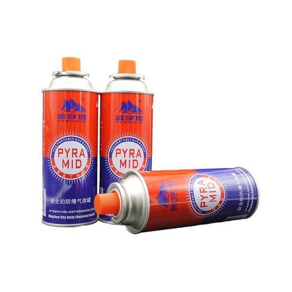 Mini size butane aerosol cans for little hot pot in yemen #2 image